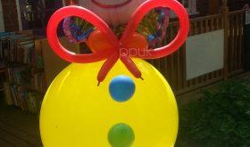Mr Clown around