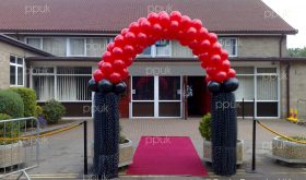 Prom Entrance