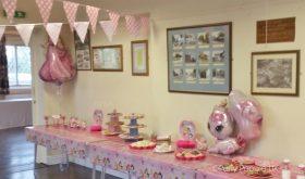 princess pink party